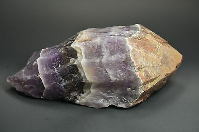 "LARGE 1.7 KG Auralite 23 ""Super Shuttle"" Dusty Tip Crystal Point RARE CANADA"