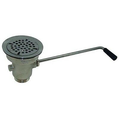 "Chg (Component Hardware Group) D50-7100 Twist Waste Drain 3-1/2"" Sink Opening..."