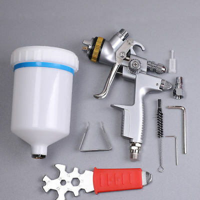 ZH4000B LVMP Spray Gun Gravity Feed 1.3mm 600ml Advanced Atomization Technology