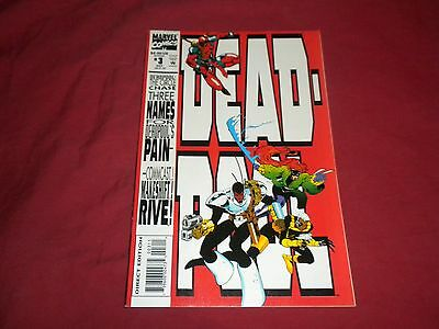 Deadpool #3 marvel 1993 modern age 9.2/nm- comic! (Circle Chase)