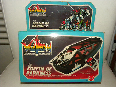 Voltron Coffin Of Darkness Nuovo New