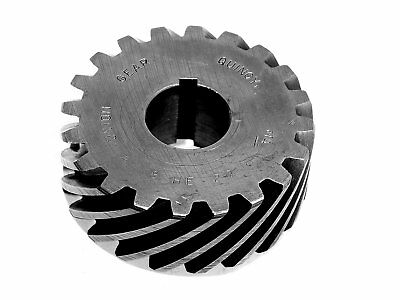 """NEW Union Gear H820R or 8-HE-20-RH Helical  0.875 """" Bore 8 Pitch 20 Teeth"""