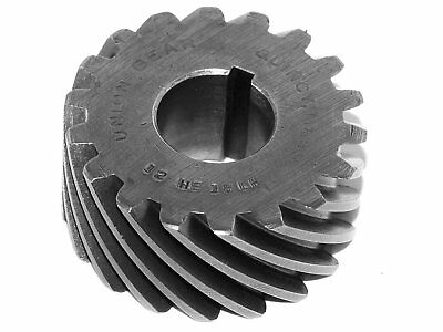 """NEW Union Gear H1218L or 12-HE-18-LH Helical  0.625 """" Bore 12 Pitch 18 Teeth"""