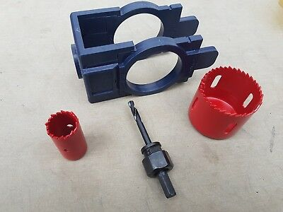 DOOR LOCK home INSTALLATION KIT  all tools requirred ARE in this kit.