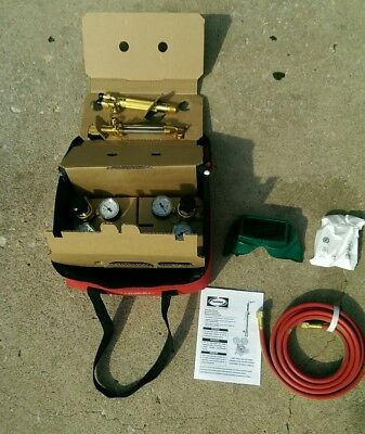 NEW Lincoln Electric Cutwelder Kit Model #KH995 - Oxy/Acetylene Torch System