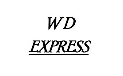 WD Express 950 33053 001 Convertible Top Or Miscellaneous Parts