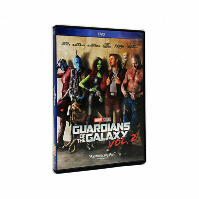 Guardians of the Galaxy Vol. 2 ( DVD 2017 )/Free Shipping!!