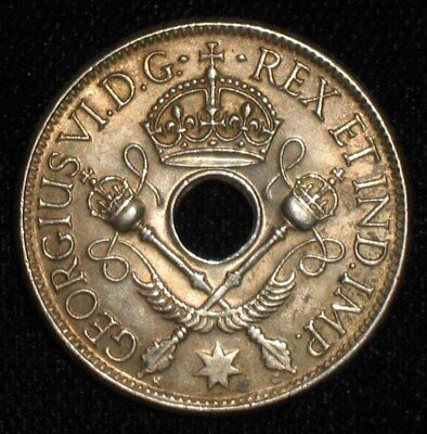 1938, Shilling from New Guinea.  No Reserve!