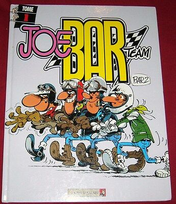 JOE BAR TEAM - TOME 1 - Ref 00074