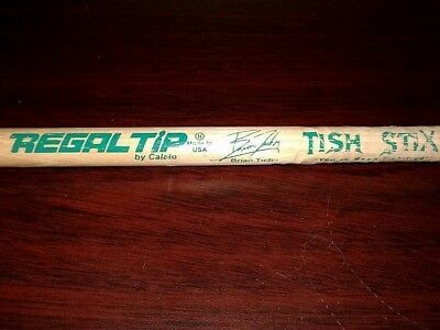 DEAD DAISIES Brian Tichy Tish Stix Signature Drumstick Stage Used