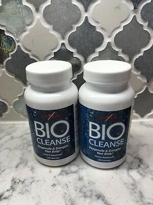 Plexus Slim Bio Cleanse BioCleanse New and Sealed 120ct ~ Free Shipping LOT OF 2
