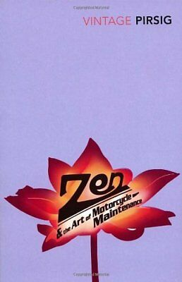 Zen And The Art Of Motorcycle Maintenance: An Inquiry into Values By Robert Pir