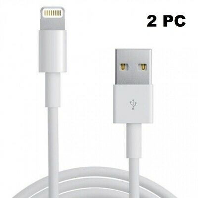 Certified Charging Cable Apple iPhone X XS 8 7 6 5 + ipad mini 1 2 USB Data Cord