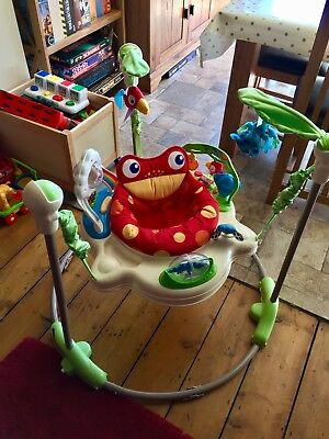 Fisher-Price Rainforest Jumperoo - excellent condition Winchester, Hampshire