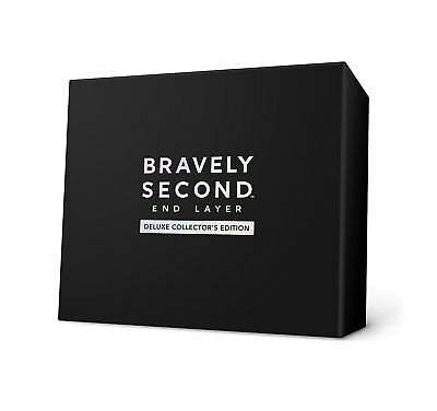 Nintendo 3DS Spiel Bravely Second: End Layer Deluxe Collector's Edition NEUWARE