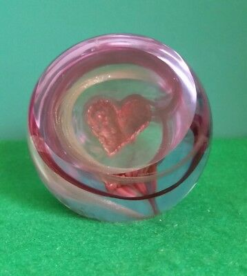 Caithness Love Potion Paperweight