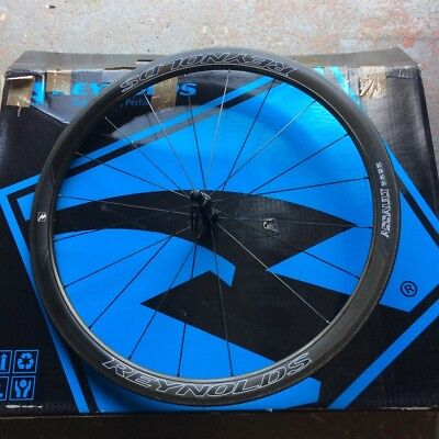 Reynolds Assault SLG carbon clincher wheelset
