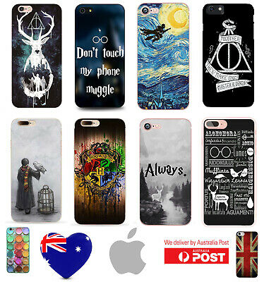 New Harry Potter Protective Phone Cases iPhone 5/5s 5c 6/6s 7 Plus