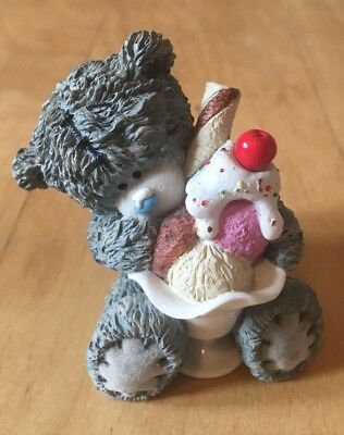 Unboxed Me To You Figurine - Counting The Calories - 2011 - Rare.