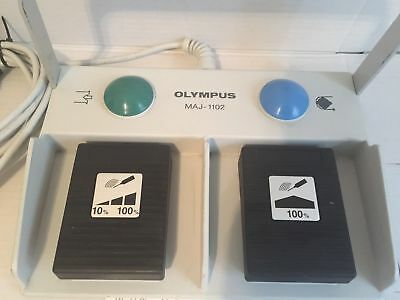 Olympus MAJ-1102 Foot Switch Footswitch Pedal Endoscopy