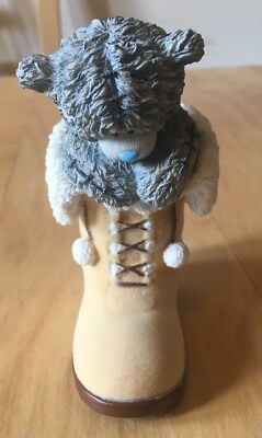 Unboxed Me To You Figurine - Snug Boot - 2009 - VERY RARE.