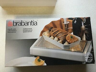 Brabantia Table Top Tealight Food Warmer
