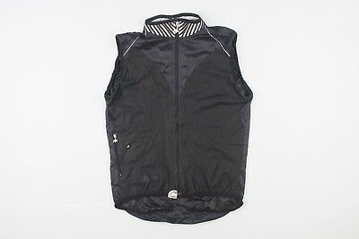 ASSOS ELEMENT ZERO Gilet Black Size M Mens