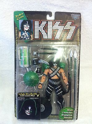 Kiss Ultra Action Figures - Peter Criss (Vintage Japanese Import)