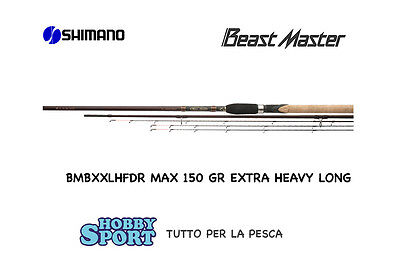 "Canna Shimano 14"" Feeder Bmbxxhfdr  Heavy Strong 150 Gr Max"