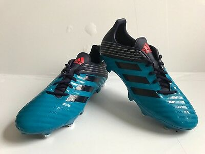 Adidas Malice SG Rugby Boots Mens Size 8 UK (EURO 42)