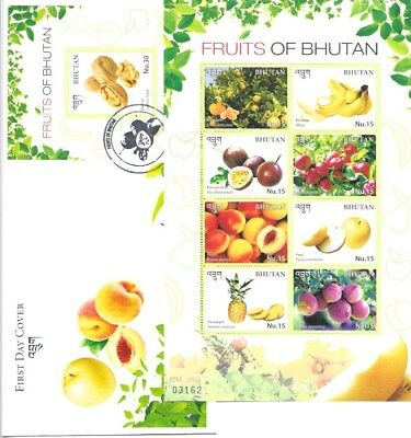 Fruits of BHUTAN