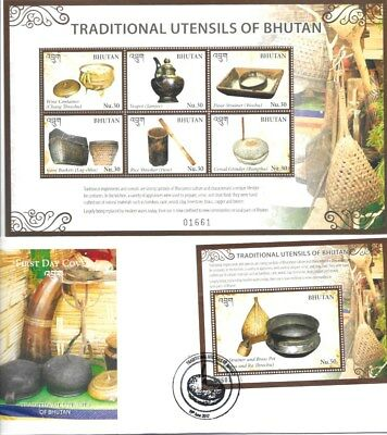 Traditional Utensils of BHUTAN