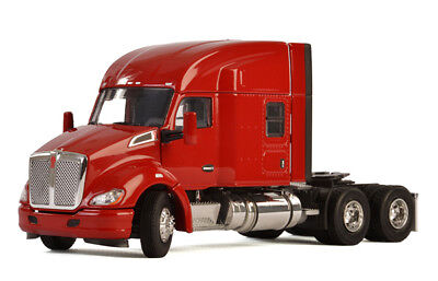 1/50 Kenworth T680 6x4 with Sleeper in Red - PRE-ORDER