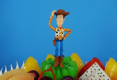 Tortenfigur Disney Pixar Toy Story Andy Cowboy Woody Figur Decoration A627