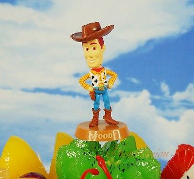 Tortenfigur Disney Resort Hong Kong Toy Story Club House Decor Woody K1139_C