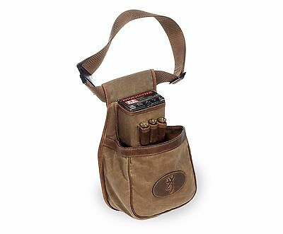 Browning Santa Fe Shell Pouch 121040082 Shell Bag with Belt