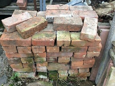 Red Stock Bricks - Appear To Be LBC Nice And Clean Approx 150
