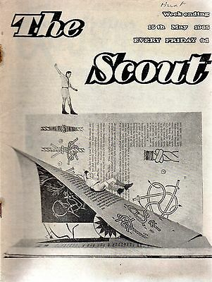 15 MAY 1965 Vintage Magazine The Scout 45321