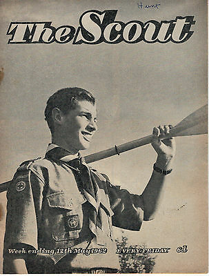 12 MAY 1962 Vintage Magazine The Scout 44822