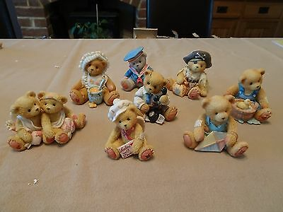 Cherished Teddies - A lot of 8 Figures