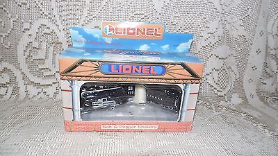 Enesco Lionel Train Salt And Pepper Shakers Set New In Box