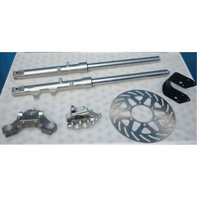 Front Forks Set - Modernisation Disc Brake - (Jawa 350/639,640)