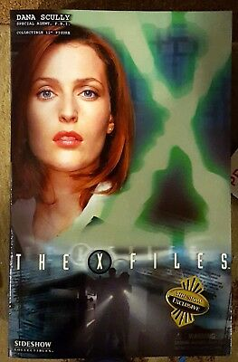 x files autopsy scully exclusive sideshow 78081