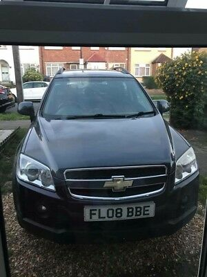 7 seaters Chevrolet Captiva 4x4