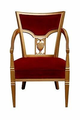 Statesville Chair Company Royal Throne Chair
