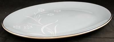 "Flintridge REVERIE STRATA BLUE Platter 14"" GREAT CONDITION"