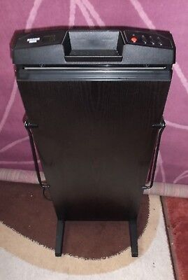 TROUSER  Press -CORBY 7700 - Corby Of Windsor - In Black SUPERB CONDITION.