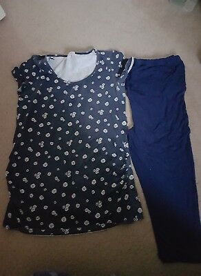 maternity pyjamas bundle size large 14