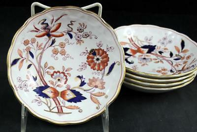 Booths FRESIAN 5 Fruit Bowls A8022 GREAT CONDITION