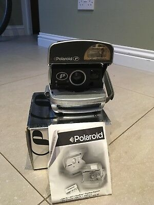 Boxed Polaroid 600 Vintage Instant Camera